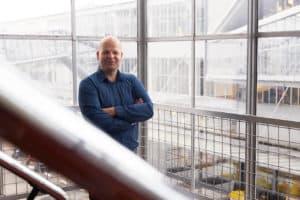 Geert van der Wel Blue Radix